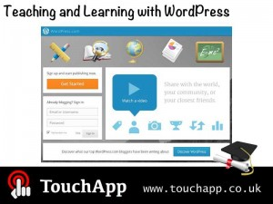 Teaching and Learning with WordPress