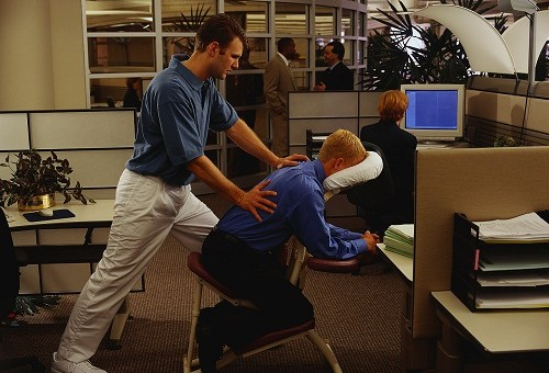 Check Out Chair Massage
