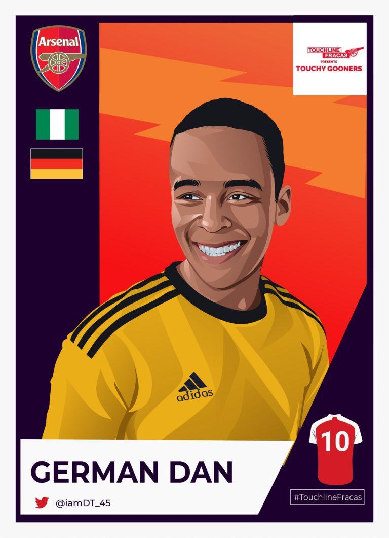 11 German Dan
