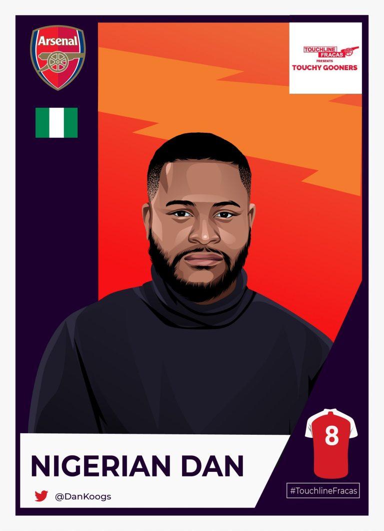 25 Nigerian Dan