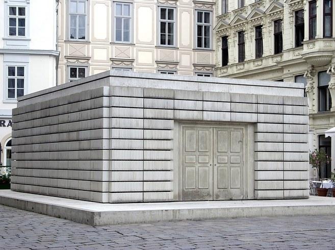 Memorial do Holocausto, Viena