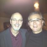 Ricard Akagawa e Bill Viola