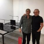 Waltercio Caldas e Ricard Akagawa