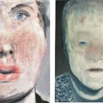 For Whom the Bell Tolls, 2008 (esquerda) e The Painter, 1994 (direita)