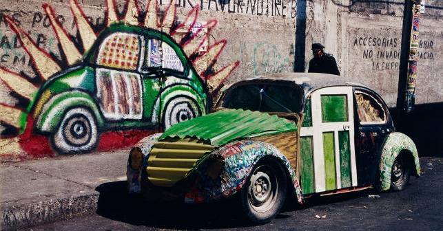 Autoconstruido, 2000, Betsabee Romero