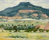 Como o jardim de Georgia O'Keeffe continua crescendo, mesmo três décadas após sua morte
