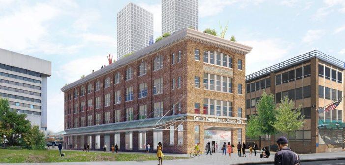Centre Pompidou planeja seu primeiro posto avançado norte-americano