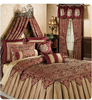 How To Style a Bed Crown or Wall Teester | Touch of Class on Wall Teester Bed Crown  id=95044