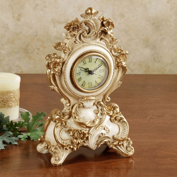 Oliviana Table Clock Touch to zoom