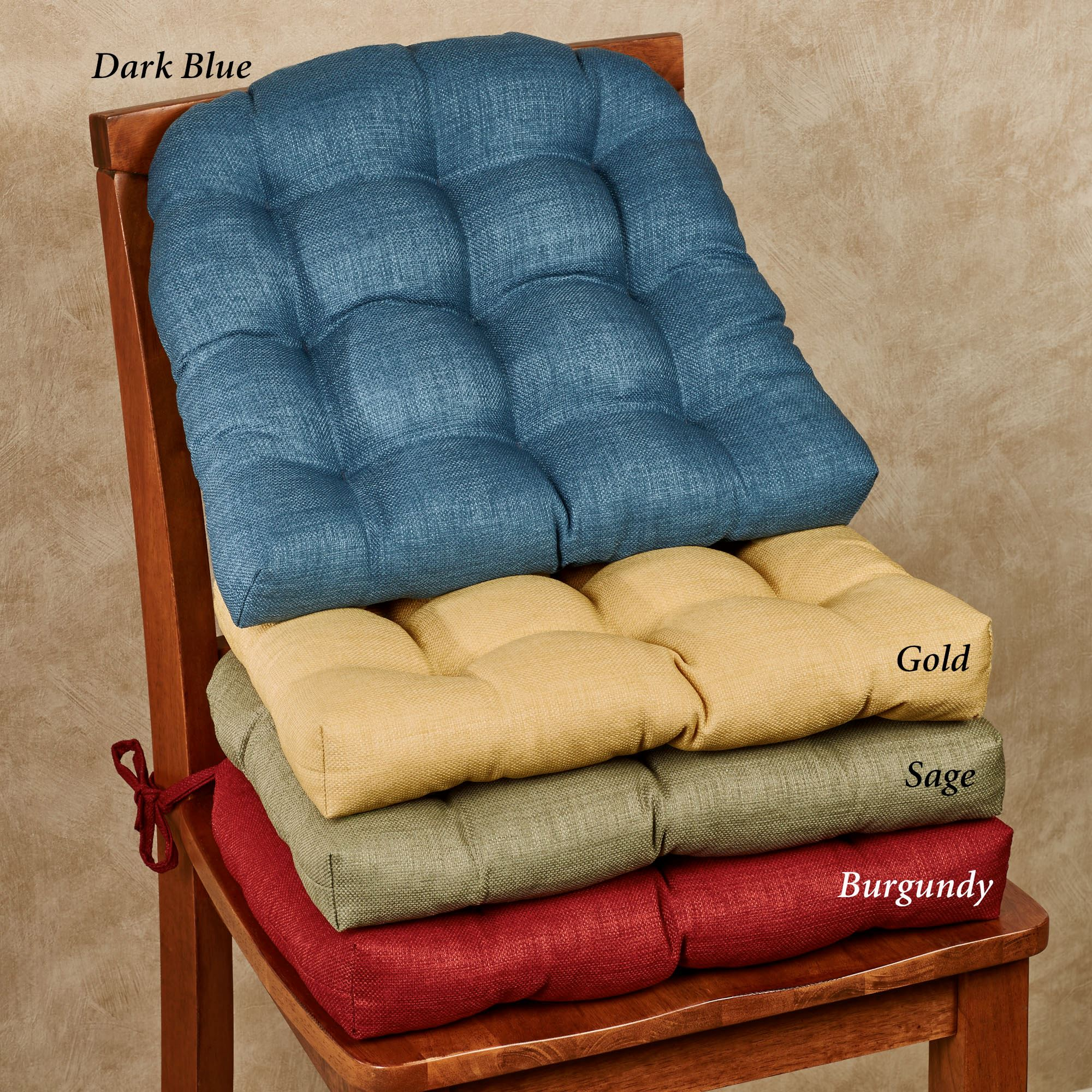 rave stain resistant indoor outdoor chair cushion set