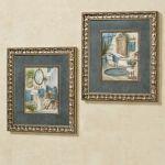 Victorian Bath Framed Wall Art