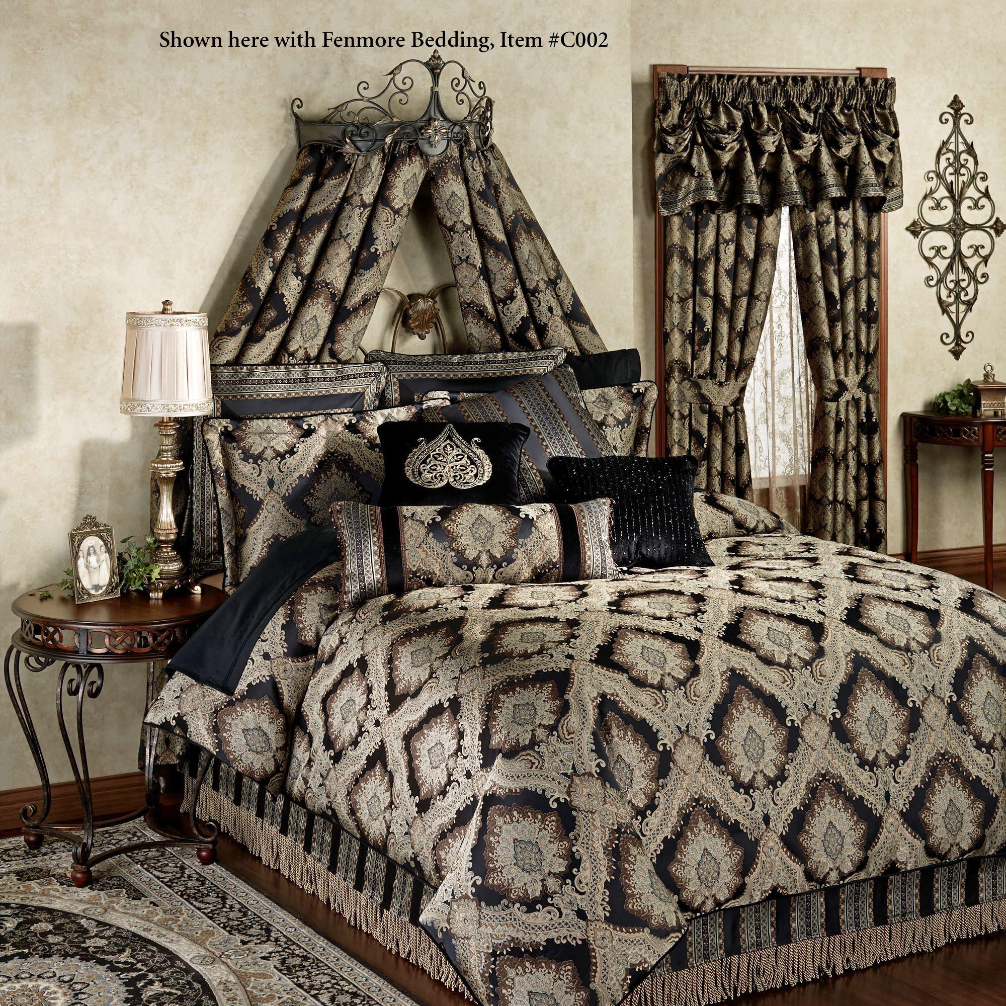 Teagan Wall Teester Bed Crown on Wall Teester Bed Crown  id=65971