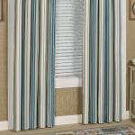 Savannah Stripe Coastal Window Treatment