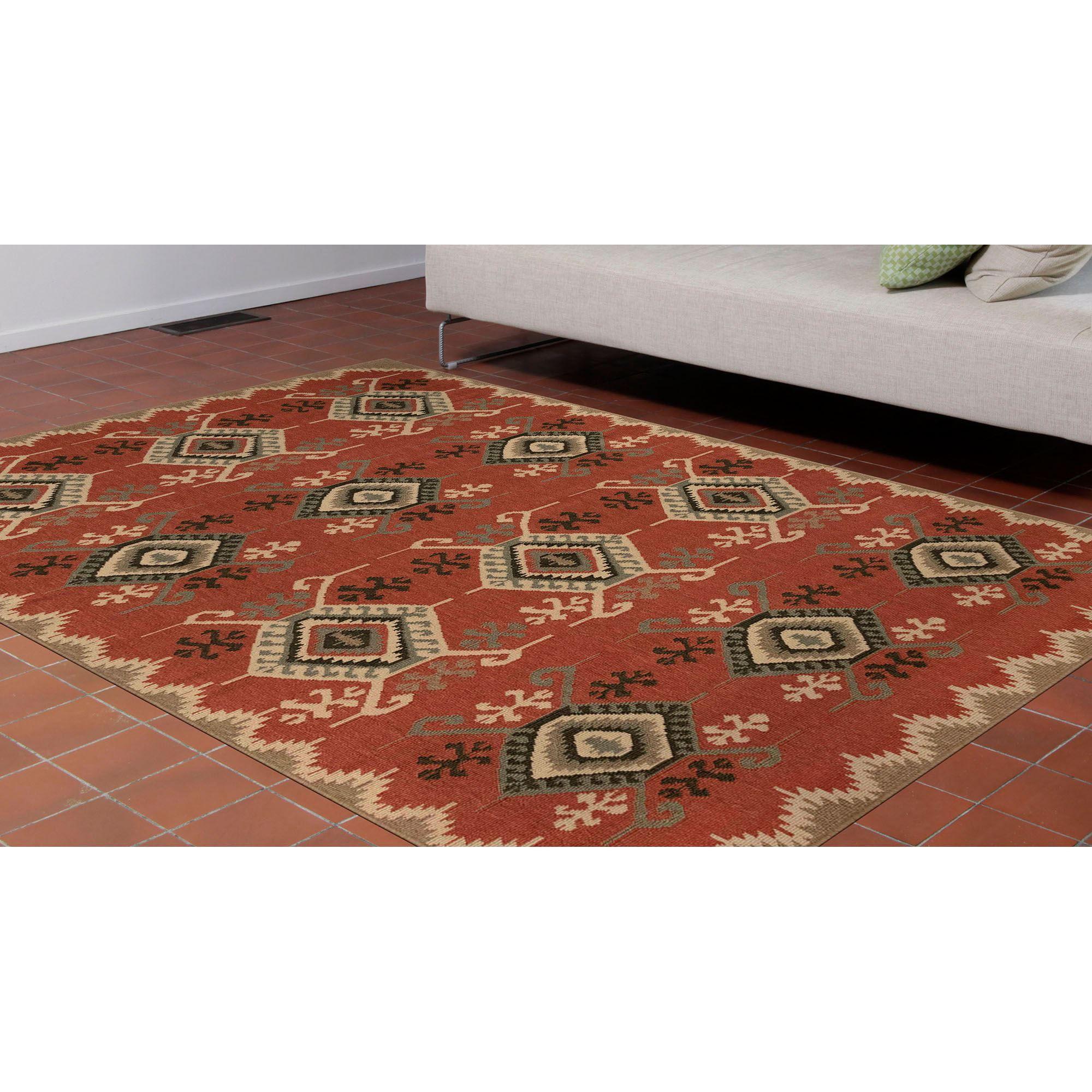 konan southwest indoor outdoor rugs
