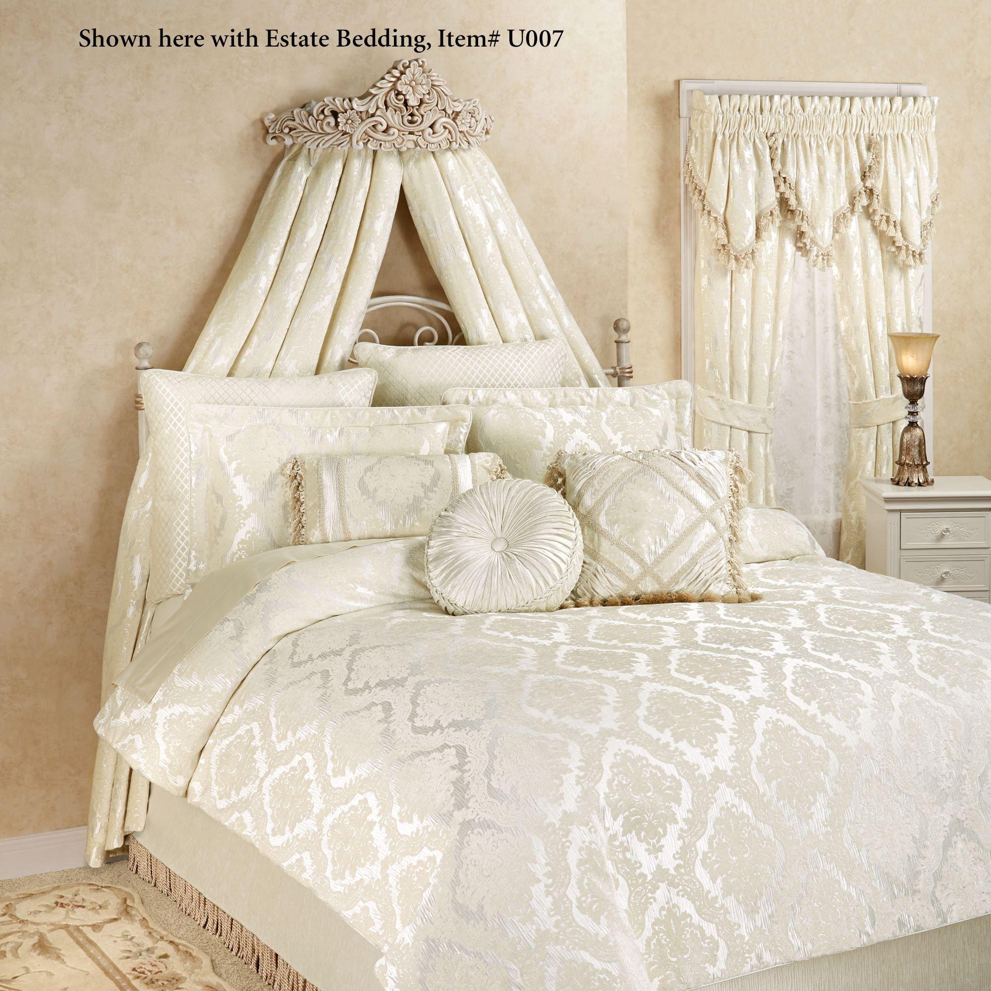 Viviana Wall Teester Bed Crown on Wall Teester Bed Crown  id=14062