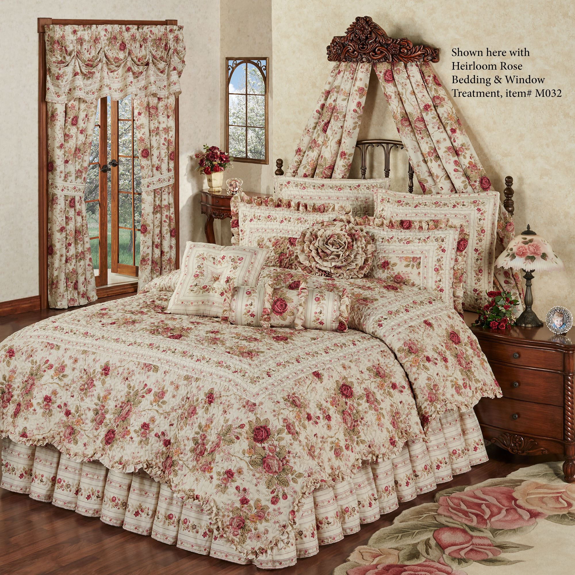 Victoriana Wall Teester Bed Crown on Wall Teester Bed Crown  id=21060
