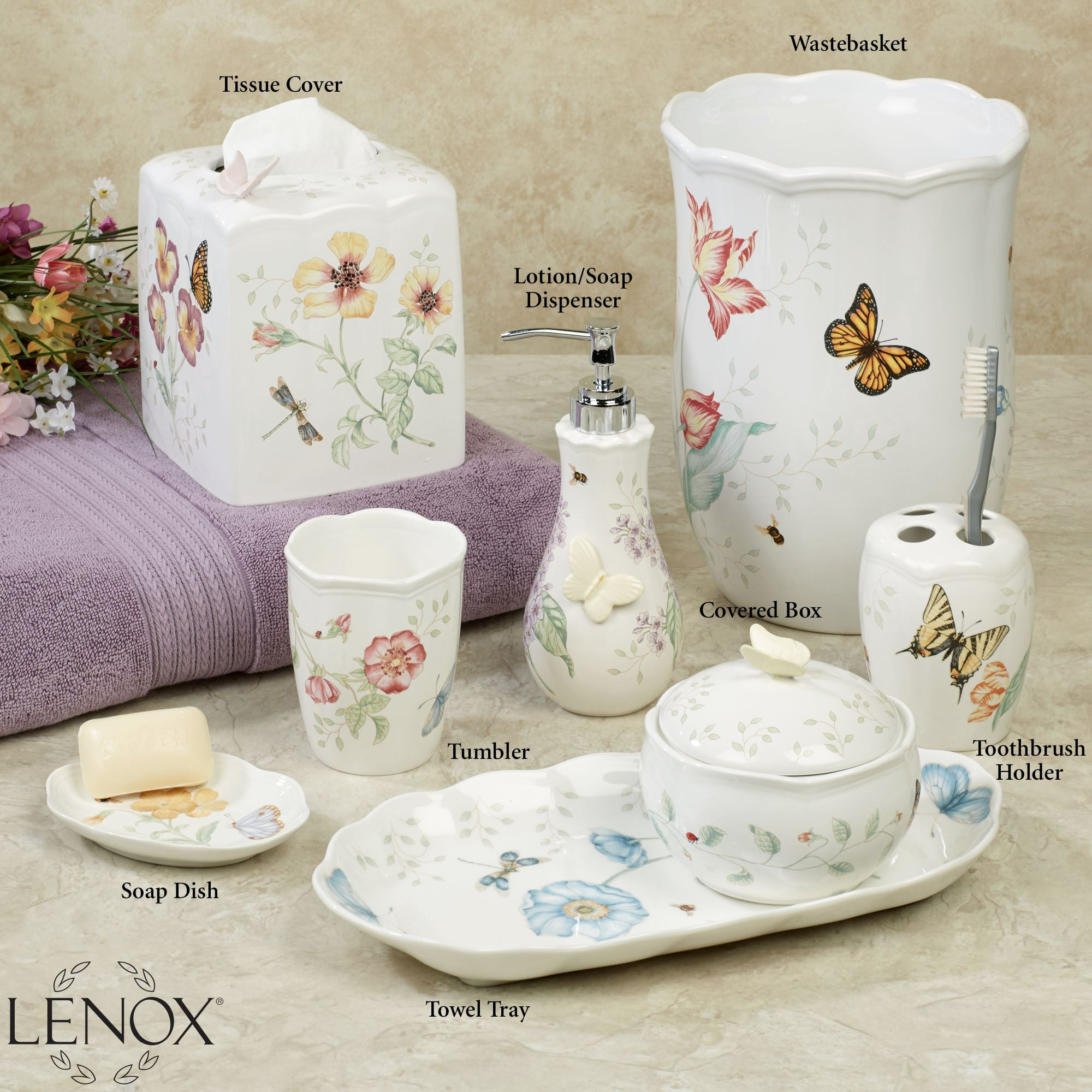 Lenox Butterfly Meadow Bath
