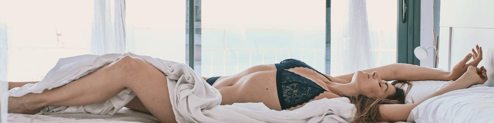 Tantric masturbation