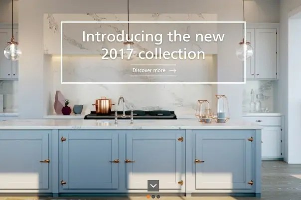 Caesarstone: New Year, New Website, New Colours!