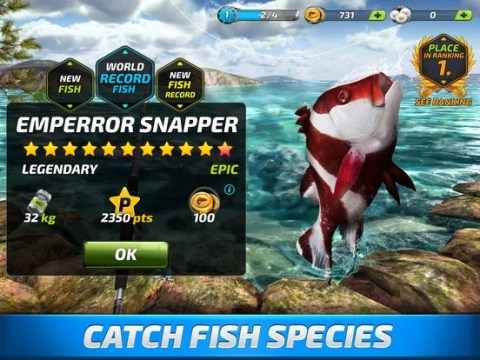 Fishing Clash Cheats  Tips   Strategy Guide   Touch Tap Play Become a master fisher in Fishing Clash  Featuring simple yet challenging  fishing controls  Fishing Clash is the ultimate mobile fishing experience