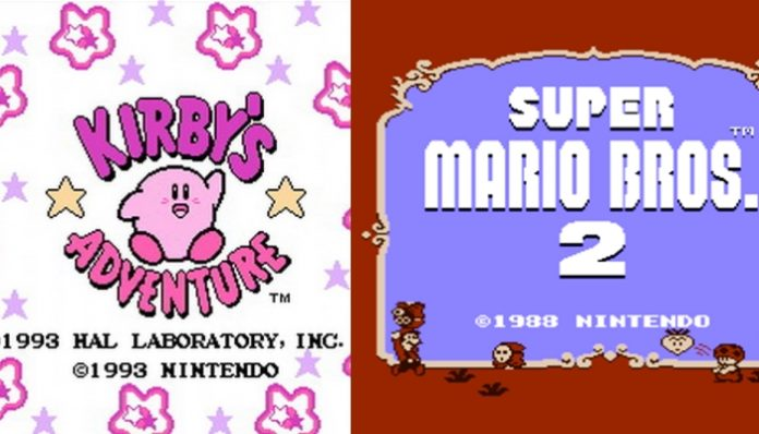 Super Mario Bros 2 And Kirby S Adventure Are The Next Switch Online Games Touch Tap Play