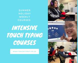 intensive touch typing courses