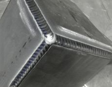 TOUFER METAL -Soudure en aluminium