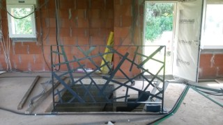 TOUFER METAL - Garde-corps pour escalier sur mesure en métal
