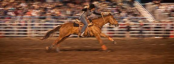 Sisters Rodeo, Photo by Gary Miller - Sisters Country Photography Gary N. Miller