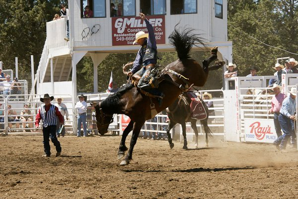 Sisters Rodeo Tough Enough To Wear Pink