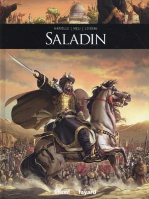 Saladin-Glenat