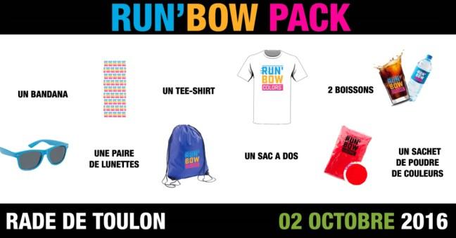 RUN'BOW PACK