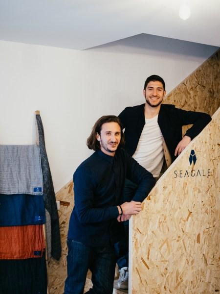 SEGALE - Julien Guerrini et Bertrand Durand-Gasselin