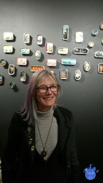 JOYCE PENELLE GALERIE LISA TOULON
