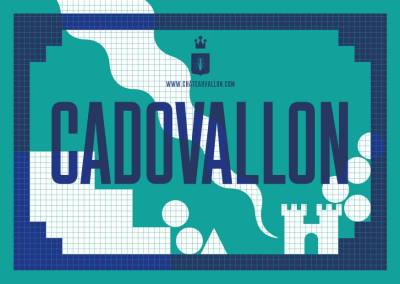 CADOVALLON CHATEAUVALLON OLLIOULES SAINT-VALENTIN