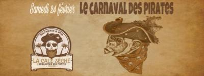 LE CARNAVAL DES PIRATES LA CALE SECHE TOULON