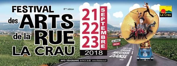 Festival des arts de la rue de La Crau