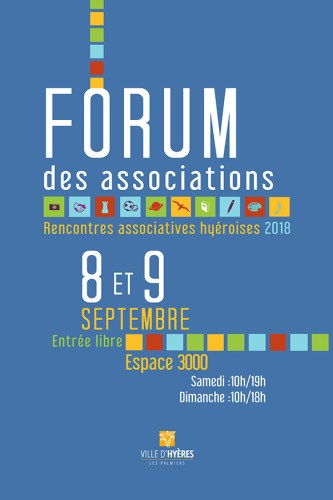 FORUM DES ASSOCIATIONS A HYERES