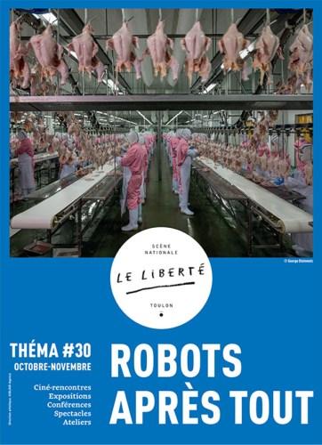 robots après tout au Théâtre Liberté