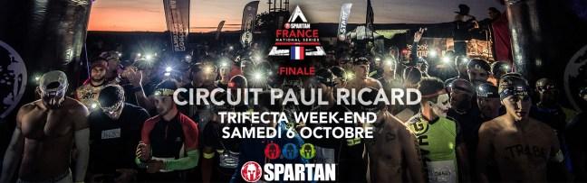 SPARTAN RACE 2018 AU CIRCUIT PAUL RICARD AU CASTELLET