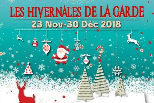 LES HIVERNALES DE LA GARDE