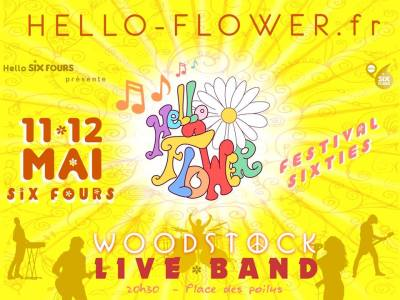 HELLO FLOWER A SIX-FOURS