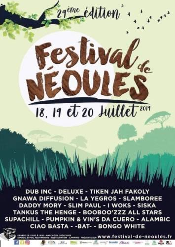 FESTIVAL DE NEOULES 2019