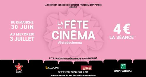 FETE DU CINEMA 2019