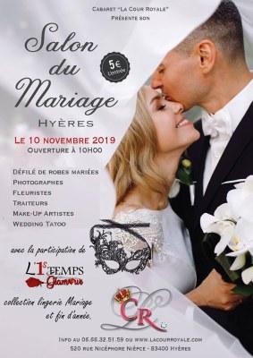 Salon du Mariage à Hyères LA COUR ROYALE