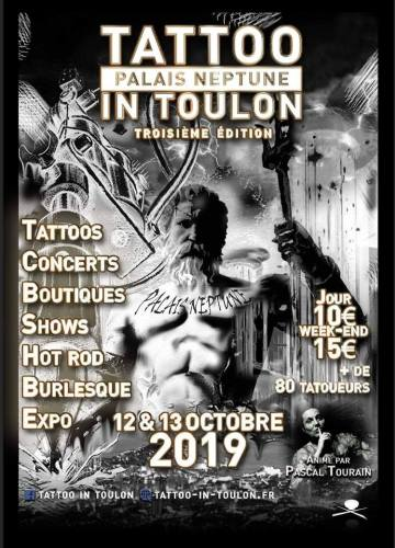TATTOO IN TOULON PALAIS NEPTUNE