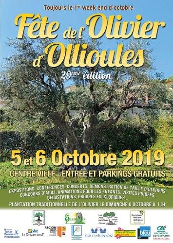 FETE DE L'OLIVIER A OLLIOULES
