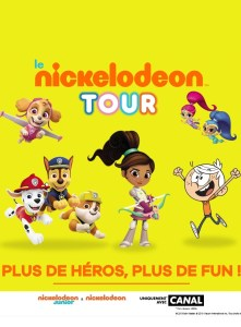 NICKELODEON TOUR