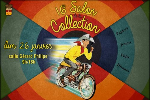 16ème Salon de la Collection à La Garde