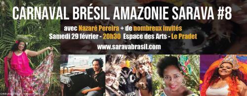 CARNAVAL BRESIL AU PRADET